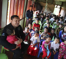 In Burma, A Fine Line Between CSR and Karmic Cash