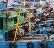 Vietnamese Boat, Indonesian Flag