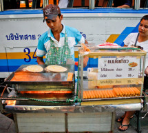 How will the ASEAN Community impact on the life of those like this Bangkok vendor?