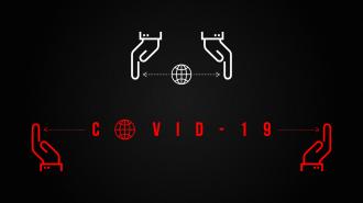 COVID-19: No Words Needed