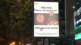 Pandemic Gives Wildlife Campaigners A Push in Vietnam