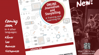 Download: Online Journalism and Storytelling: A Training and Learning Kit