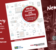Off the Press! Online Journalism Training and Learning Kit