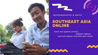 IN NUMBERS: A Look at Southeast Asia's Online Behaviour