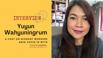 Migrant Workers in ASEAN: 'COVID-19 Brings Us Back to Zero'