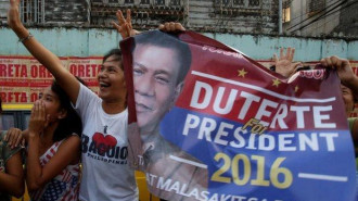 Voter Anger, Frustration Drove Duterte to the Presidency