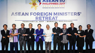 ASEAN's 50th Year Agenda: Beyond the South China Sea?