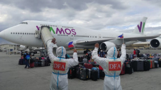 COVID-19 Disrupts the Philippines' Migration Story