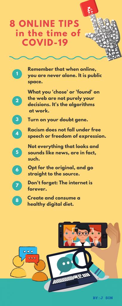 COVID-19 Tips for a Saner Digital Diet Big 19 Feb