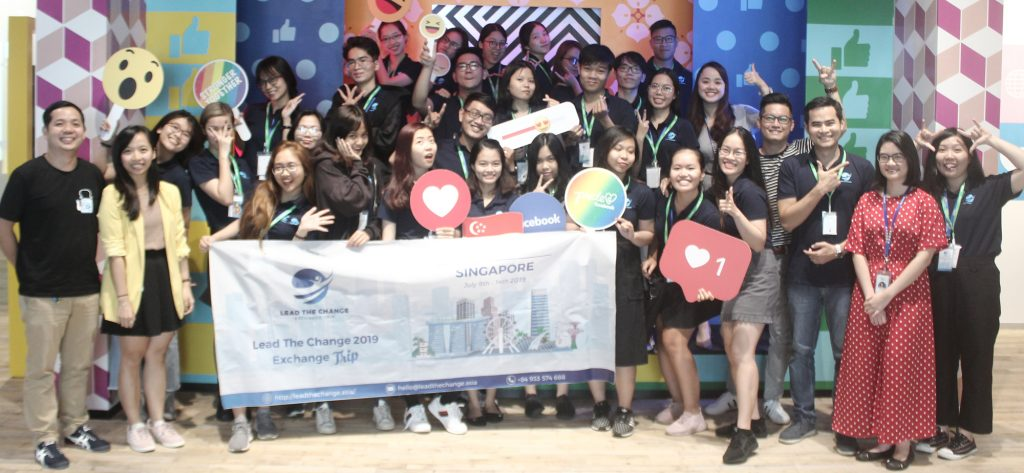 Lead The Change at Facebook Singapore Cr2