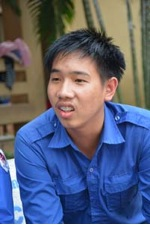 Khamsay talks about missing his grandparents in Vietnam Photo: Sithong