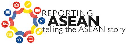 Reporting ASEAN logo